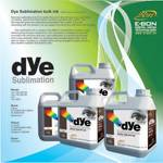 Dye sublimation ink for sublimation printing