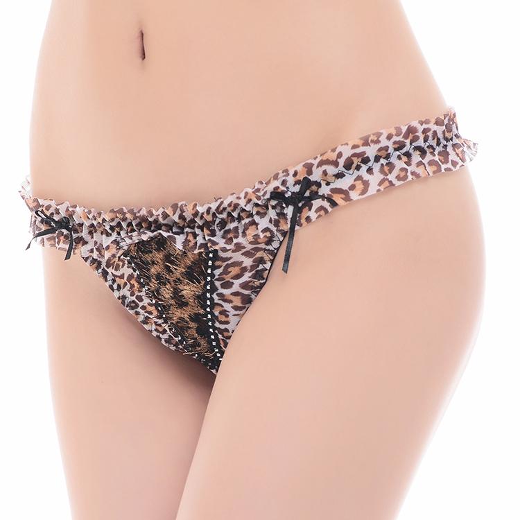 Hot sale Brand Womens Sexy Thong Panties women G String underwear ladies panties