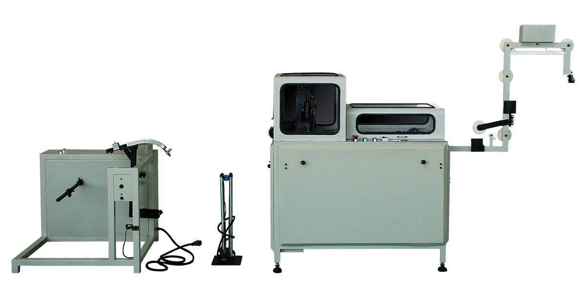 WB2003 Double Wire Forming Machine