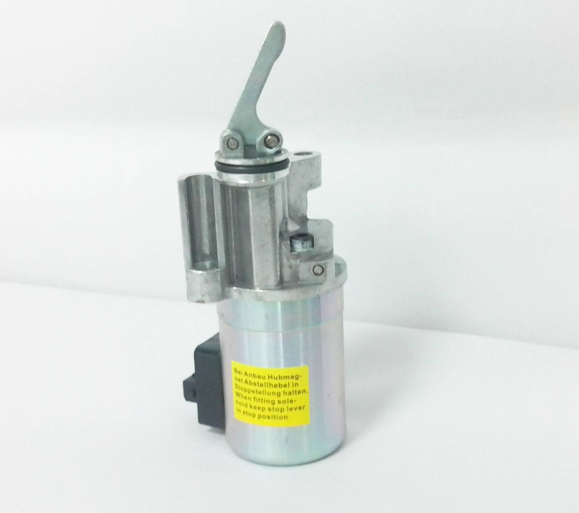 Deutz engine stop solenoid valve 04169904