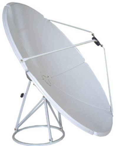 TDT C-band TVRO dish antenna 1.5m TV receiving antenna