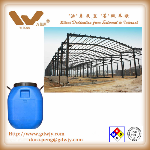 Water based Structure Steelwork Top Coating/Primer
