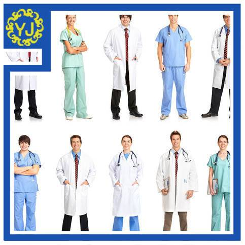 tc plain style uniform fabric for hotel.hospital