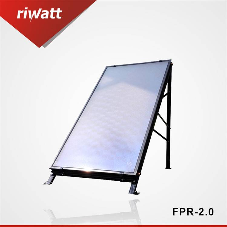 2000*1000*80 Flat Plate Solar Collector