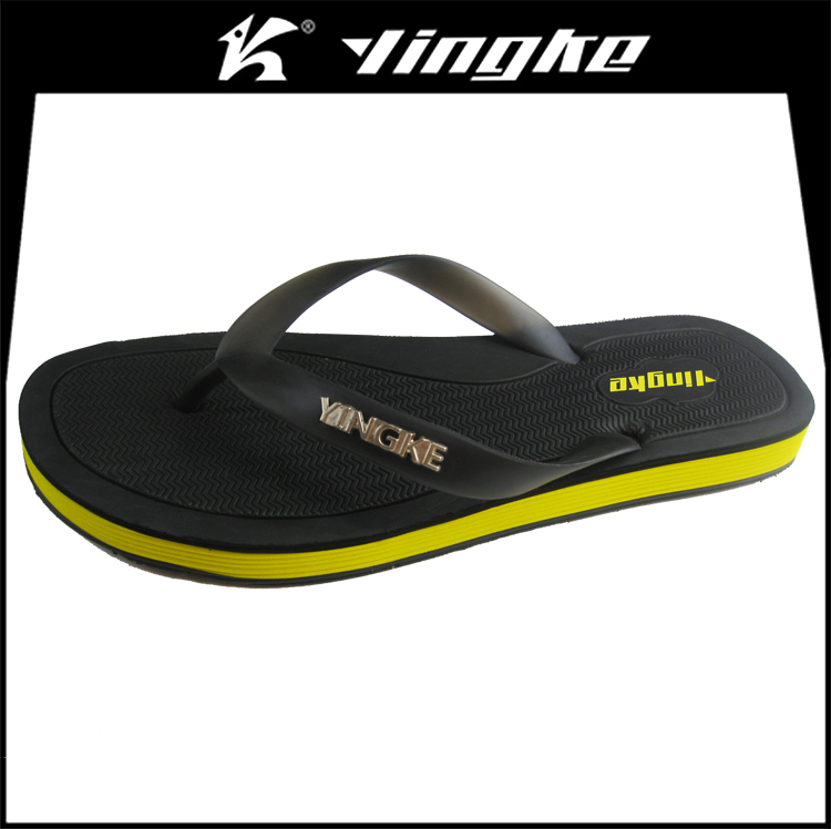China cheap custom eva outdoor beach slippers summer mens flip flops