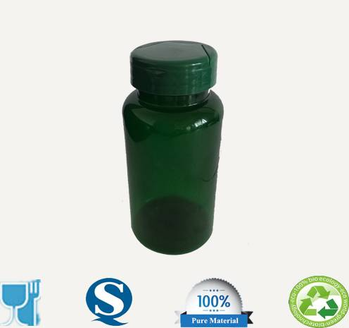 150ml PET plastic pill bottle
