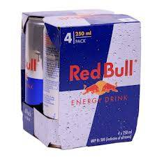 Any Text available for 250ml bulled complex red enorgy drinks.