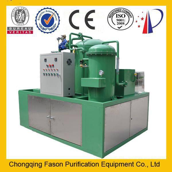 Gear Oil Regeneration Purification, Lube Oil Filtering / Motor Oil Recycling Machine/ Oil-water sepa
