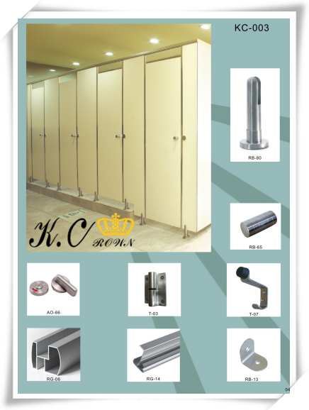 Wholesale Products Commercial Toilet Cubicle Fitting