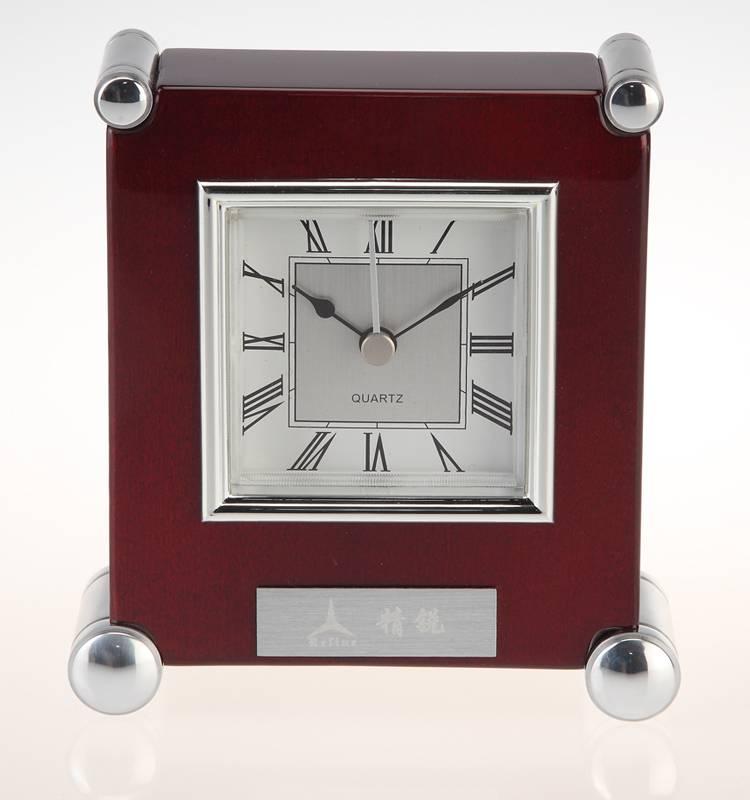 Conda brass antique clock