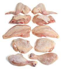 Frozen Chicken Cuts