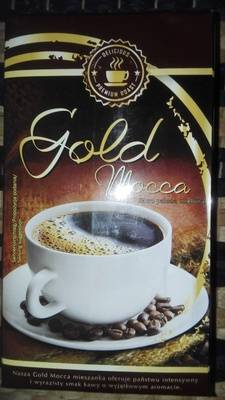 GROUND COFFEE GOLD MOCCA 500g