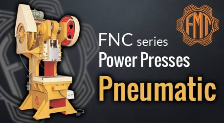 FNC Series Pneumatic Power Press