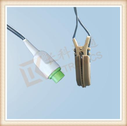 BIONET 6 Pin Veterinary Animal Use SpO2 Sensor