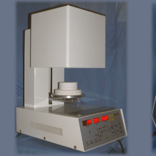dental lab auto vacuum porcelain furnace