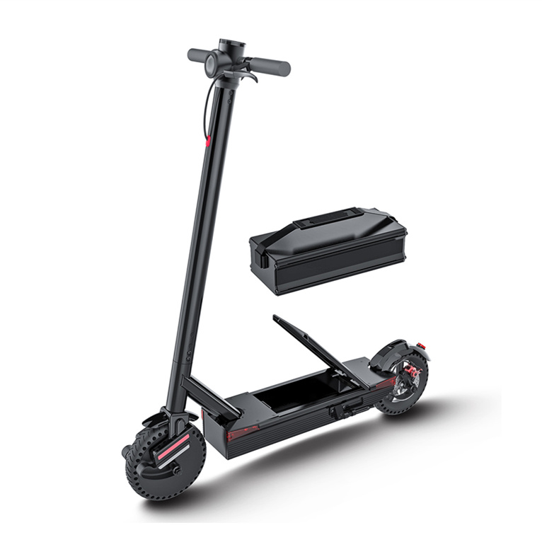 Mimida Dockless Charging Electric Kick Scooter with Dual Suspension for Sharing Use