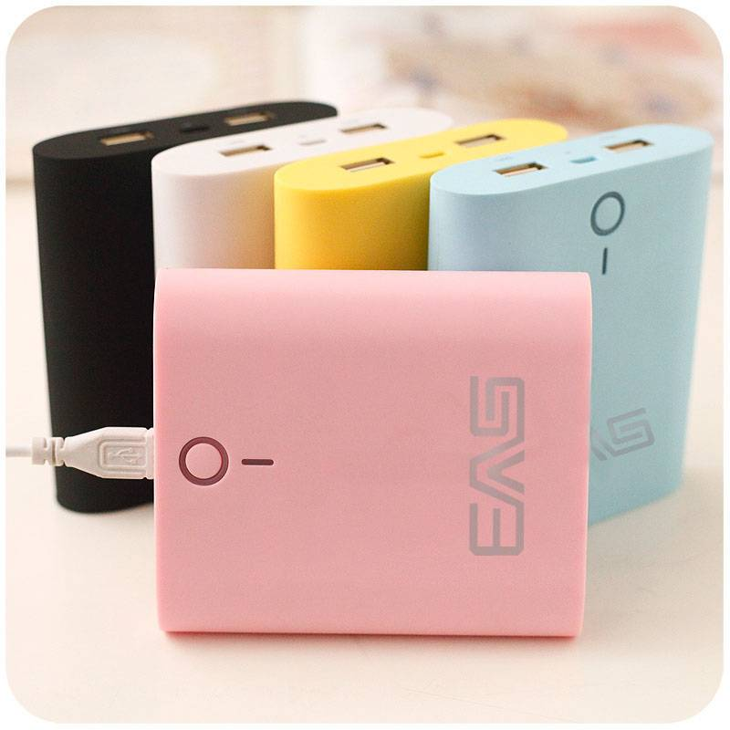 High Quality Real Capacity 10000mAh External Battery Charger with Ultimate Feel