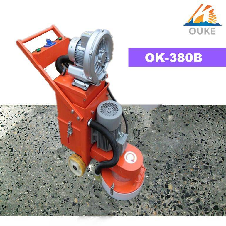 OK-380B wood floor low speed polisher,Brand new tool and cutter grinding machine for wholesales