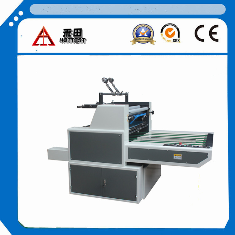 FMS-1020 Manual cold laminator