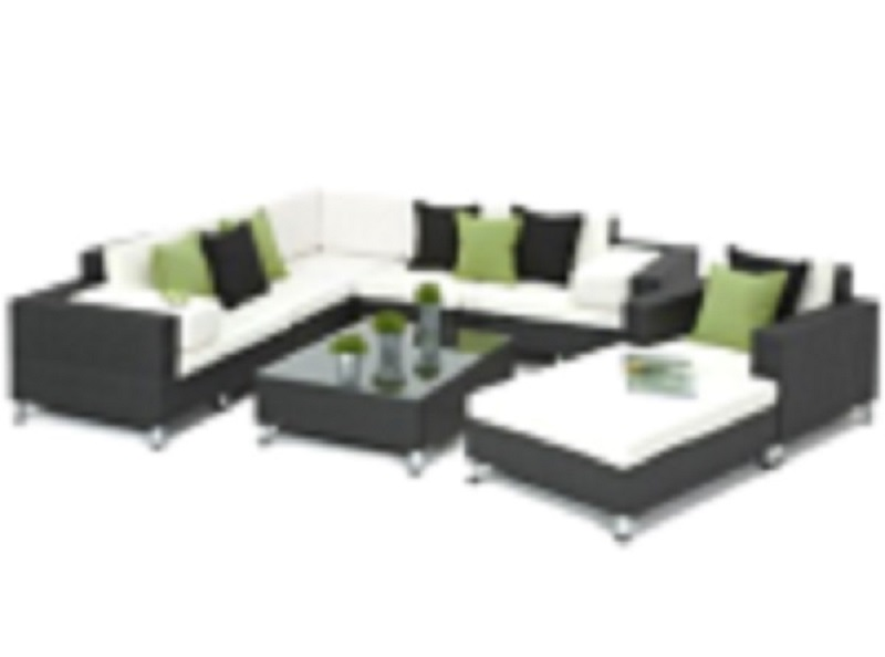 alu ratta sofa set