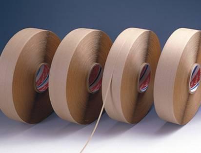 Semi-adhesive tape