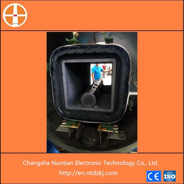 Boron carbide vacuum sintering furnace