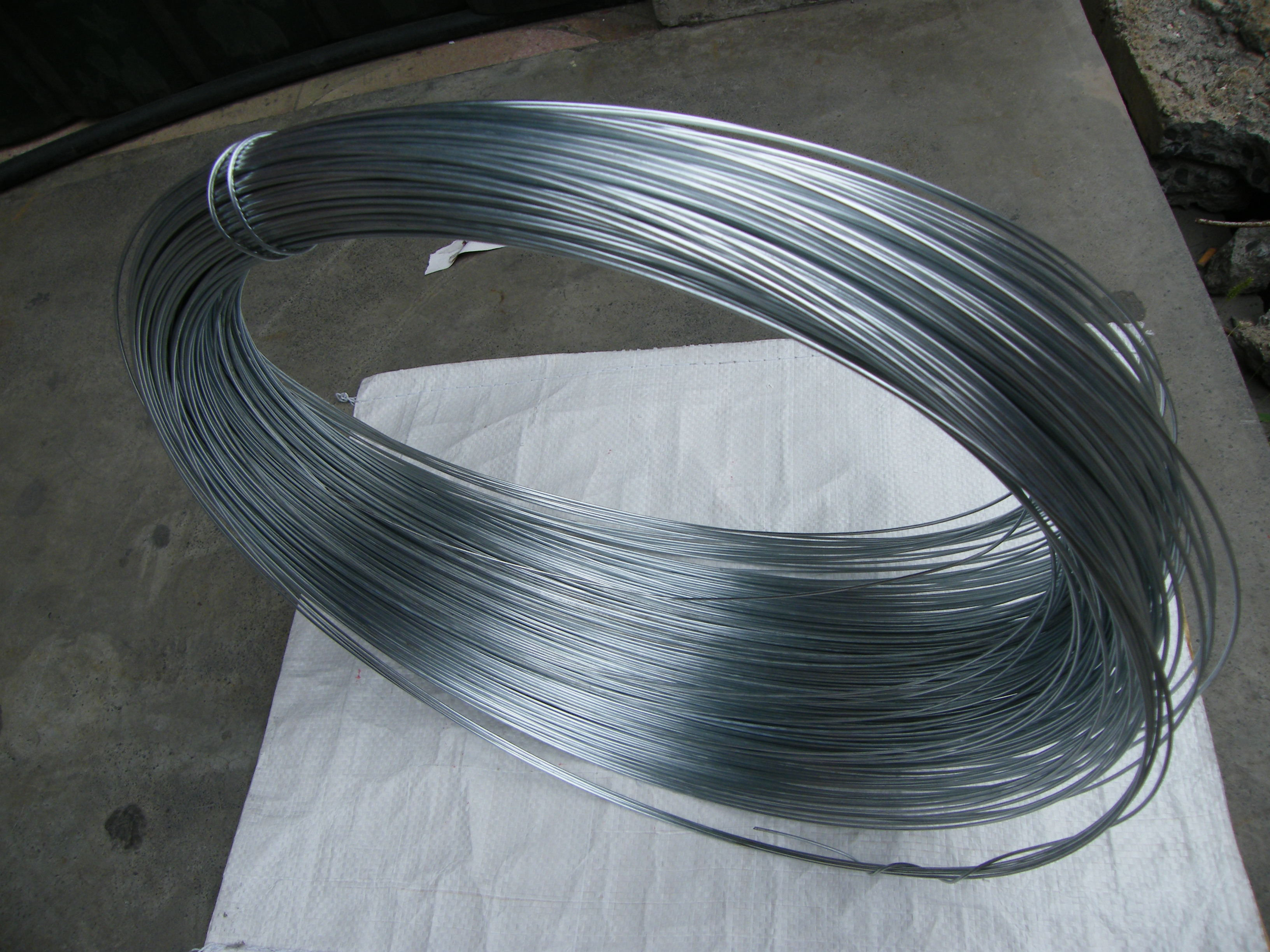 Hot Sale Q195 Galvanized Iron Binding Wire