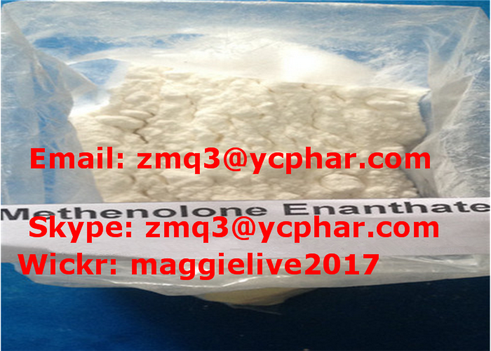99% Purity Raw Powder Methenolone Enanthate for Muscle Gaining