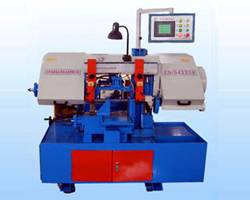 Automatic Band Sawing Machine