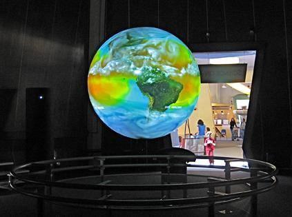 flexible led display round led ball display screen