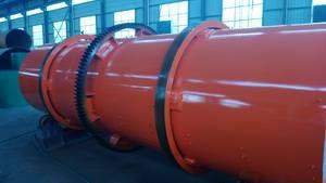 rotary drum granulator pelletizing machine