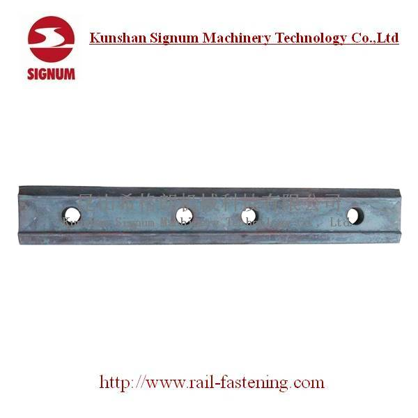 S49 Rail Fish Plate for Railway Fastening