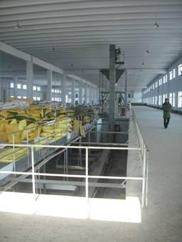 Fertilizer Blending System for BB Fertilizer