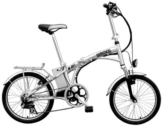 Folding Electric Bicycle M201