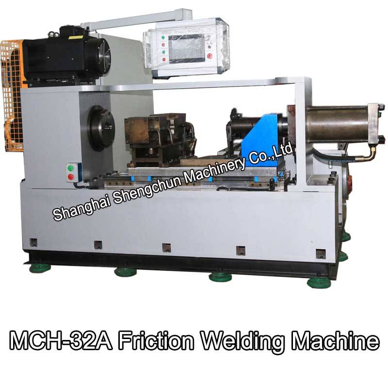 350KN Friction Welding Machine