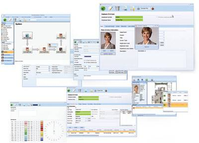 Powerful Total Security Solution - Access Control Software [STARWATCH ENTERPRISE]