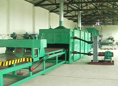Thermal insulation Rock wool production line