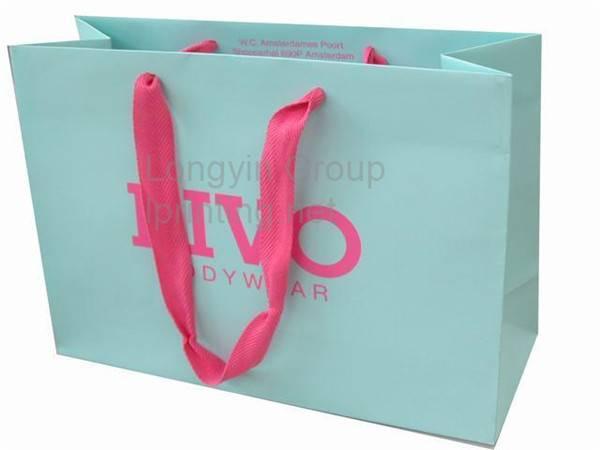 Elegant Shopping Bag Printing,Paper Bags Printing in China