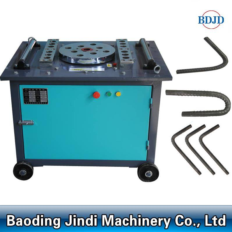 construction bending machine automation manual steel bar bending machine