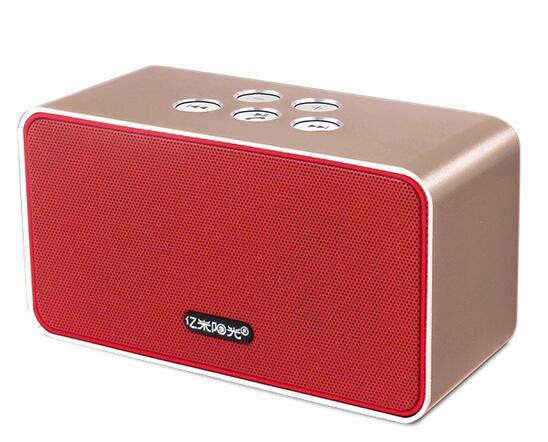 Better Sound Bluetooth Speaker 2000Mah Power Bank ,Wireless Mini Bluetooth Speaker
