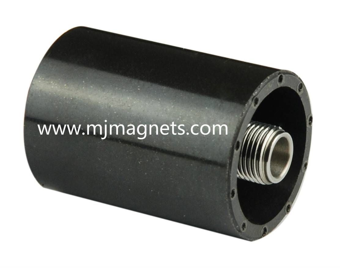 PPS+NdFeB injection molded magnet