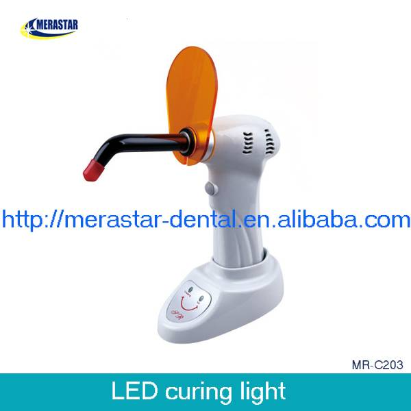 MR-C203 Blue light curing machine/LED Curing light machine/dental curing light/dental LED curing lig