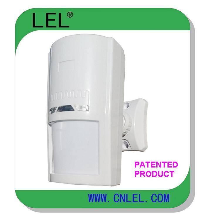 LPD-W12  False-Alarm Free, Digital Dual PIR & Microwave Motion Detector