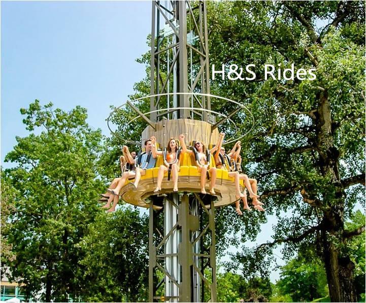 Jumping Tower amusement equipments