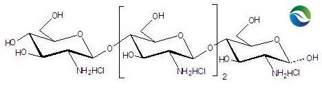 CAS 35061-50-7 Chitopentaose Pentahydrochloride
