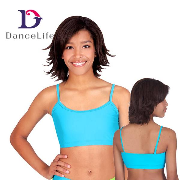 Camisole Bra top for dance