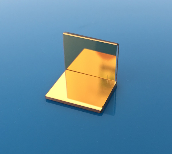 Coating Protected Gold Mirrors Optical Glass