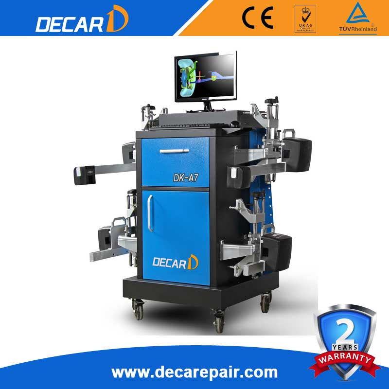 Decar factory supply wheel alignment for sale
