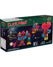CLICKWHIZ 3D AUTOMATION Educational magnetic block toy