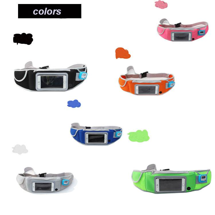 "2016 New Arrival Sport Arm Bag Running Armbag For Apple 6/6S 4.7"" 5.5"" Waterproof Adjustable Sports"
